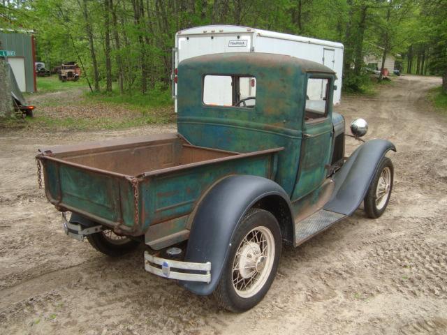 1930 ford model a pickup. Black Bedroom Furniture Sets. Home Design Ideas
