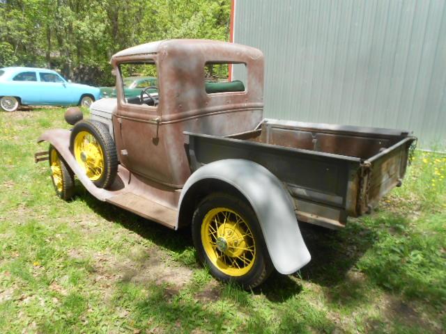 1931 ford model a pickup truck for sale. Black Bedroom Furniture Sets. Home Design Ideas