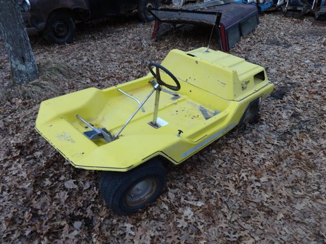 Coot Atv For Sale >> Coot Snoopy ATV